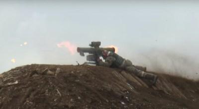 Watch: Ukrainian Forces Destroy Russian Armor