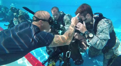 Watch: A look at the U.S. Army Special Forces Underwater Operations School