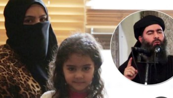 ISIS leader Abu Bakr al-Baghdadi's ex-wife talks about their life before ISIS