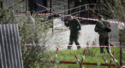 Suicide bombing shakes southern Russia, but nobody hurt