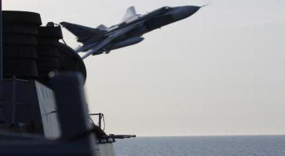 Russian aircraft flew dangerously close to the USS Donald Cook in Baltic Sea