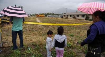 Soviet-Era Biplane Crashes Near Elementary School