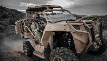 Polaris Defense launches new ATV for Special Operations missions