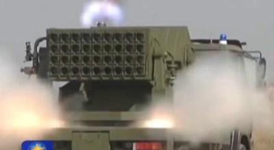 To Thwart U.S. Lasers, China Wants Smokescreens