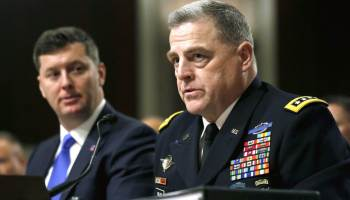 'We need more Americans': Army boss, 3rd-generation vet tackles recruitment
