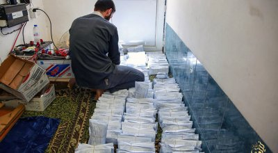 ISIS's Zakat: Taxes for Terrorism