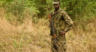 Joseph Kony's Former Bodyguards Are Now Helping U.S. Troops Hunt Him