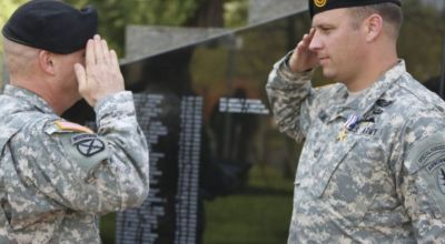 Possible Medal of Honor for Green Beret Under Review