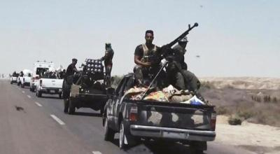 Watch: Iraqi Forces Push Into ISIS Territory in Fallujah