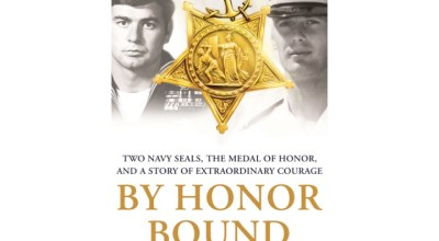Book excerpt: 'By Honor Bound: Two Navy SEALs, the Medal of Honor, and a story of Extraordinary Courage'