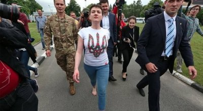 Russia Finally Releases Ukrainian Pilot Nadiya Savchenko in a Prisoner Exchange – Video