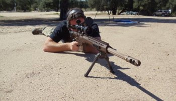 Two Things Wrong with Modern Sniper Rifles