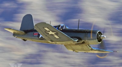 Whistling Death: How the Corsair got its nickname