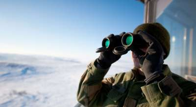 Equinox Z: Bushnell's Night-Vision Binoculars