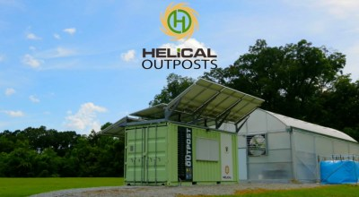 Helical Holdings: Fighting terrorism in a whole new way
