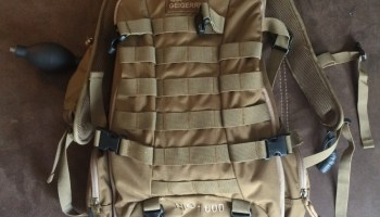 GeigerRig Tactical 1600 Hydration System: First Impressions