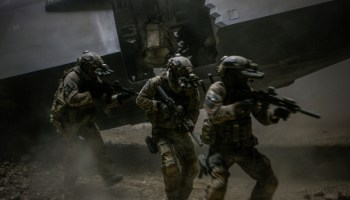 Navy SEALs Facing a Glut of Publicity Since Osama Bin Laden Raid
