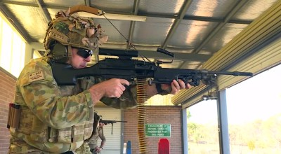 Is Australia's bizarre Reaper weapon-support system the result of lifted gender restrictions?