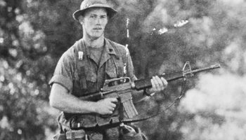 Delta Force's Samuel Booth Foster (Part 3): Suppressed submachine guns and Auschwitz