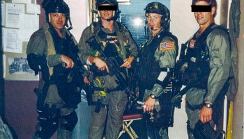 Delta Force's Samuel Booth Foster (Part 4): The 'Stealth Shirt'