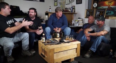 Watch: Inside the Team Room — Navy SEALs: 'Do as I say and not as I do'