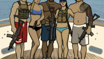'Kill Yuan': A new novel from former Force Recon Marine Pete Nealen