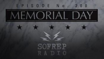 Episode 200: Memorial Day 2016