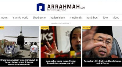 Jihadist Website is Profiting from U.S. Online Advertising