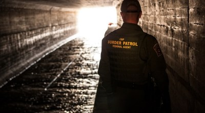 Border Patrol Encouraged to Cower, ACLU: Pushes 'Hugs Not Slugs' Agenda From Safe-Zone
