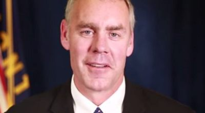 Commander Ryan Zinke Backs Donald Trump for President: 'I Want to Be Part of Team Making America Great Again'