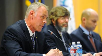 Watch: Interview with former SEAL and Congressman Ryan Zinke—examining the Muslim refugee crisis