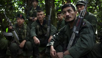 Man on trial claims he did $17 million arms deal with Colombian terrorists for CIA