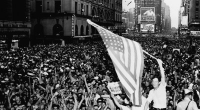 Special Report: V-E Day Victory in Europe – 71st Anniversary