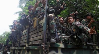 Philippine army 'kills scores' in Maute rebel clashes