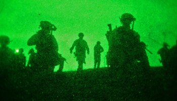 Special Operations Forces Rule in War on Terror