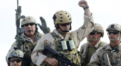 What Silicon Valley wants from Navy SEALs and Army Rangers