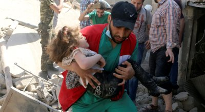 In Aleppo, We Are Running Out of Coffins