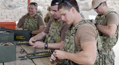 Watch: SEAL Team 6 Pistol Shooting Standards