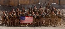 Men of Bravo Company, 1st Platoon, 3rd Reconnaissance Bn at PB Faheem in Upper Sangin Valley.