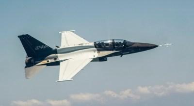 Watch: T-50A Advanced Trainer/Light Attack Aircraft First Flight