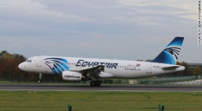 Update: EgyptAir 804 May Be Accident, Not Terror