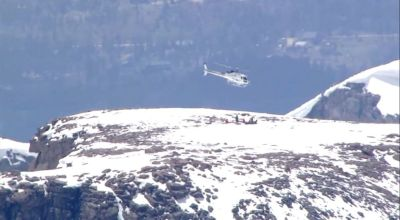 Fort Carson soldiers evacuated from Colorado peak by helicopter