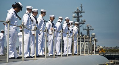 Blanket Punishment: Prohibition, U.S. Navy Slaps Drinking Ban on 18,600 Sailors in Japan