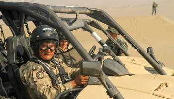 U.S. Special Operations, Fuerzas Comando