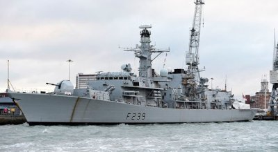Coroner: Royal Navy sailor died after someone injected him with heroin