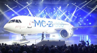 MC-21: Russians hail new airliner as better than Boeing or Airbus