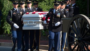 OSS Stephanie Czech Rader, America's Toughest Lady Spy Laid to Rest