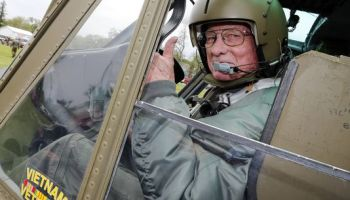 Heroic Huey pilot to receive Medal of Honor five decades later