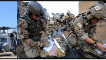 Angel Thunder Exercise - Personnel Recovery