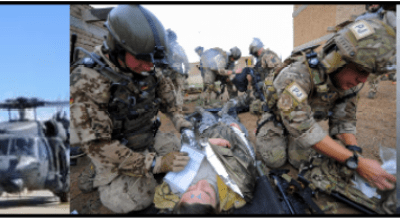 Angel Thunder – Personnel Recovery Exercise